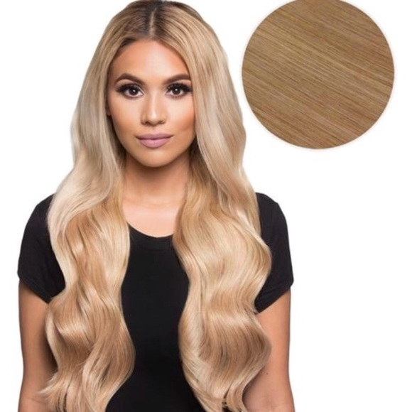"""BELLAMI Other - Bellami Bellissima hair extensions 220g 22"""" 32bbe409fd"""